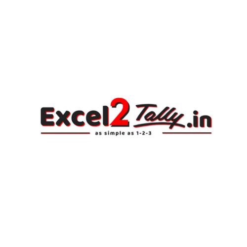 Excel2Tally Logo